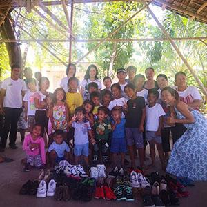 ACEフィリピンセブ島 ボランティア・スタディツアー 孤児院