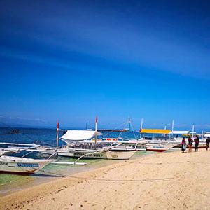フィリピンセブ島地上の楽園パンダノン島