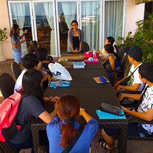フィリピンセブ島スタディツアーソーシャルビジネスを学ぶ