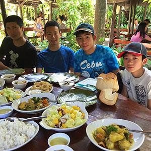 フィリピンセブ島伝統料理